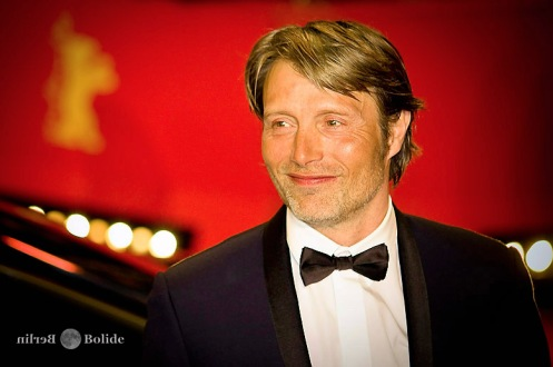 Mads Mickelson in Berlin 18.02.2012