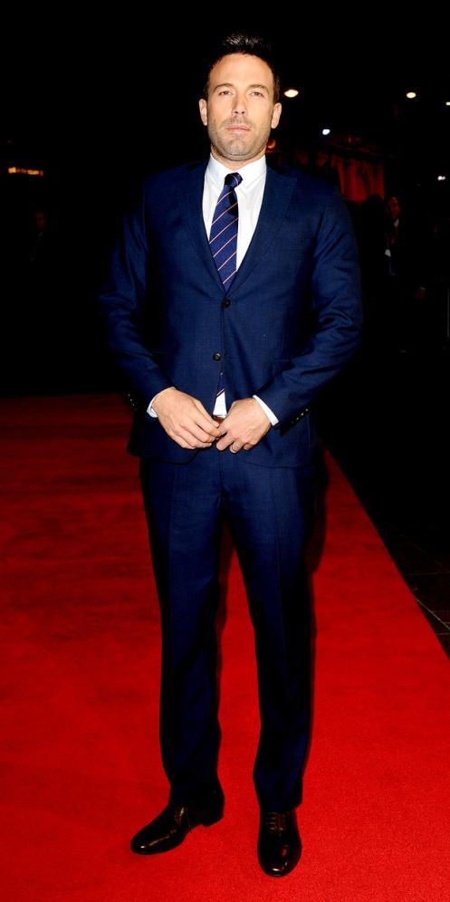 Ben Affleck Attends 'Argo' Premiere At 2012 BFI London ...