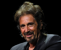 Al Pacino appears during his 'One Night Only' performance at the Seminole Hard Rock Live