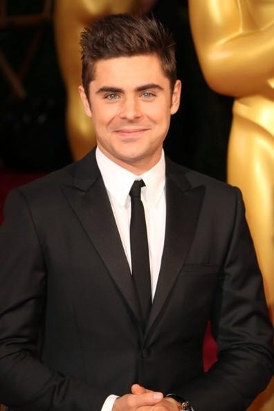 Zac Efron 2014 Oscars