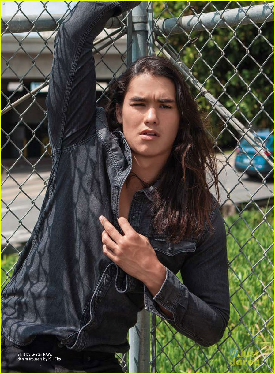 Booboo Stewart Gets Featured In DaMan Magazine's Latest ...