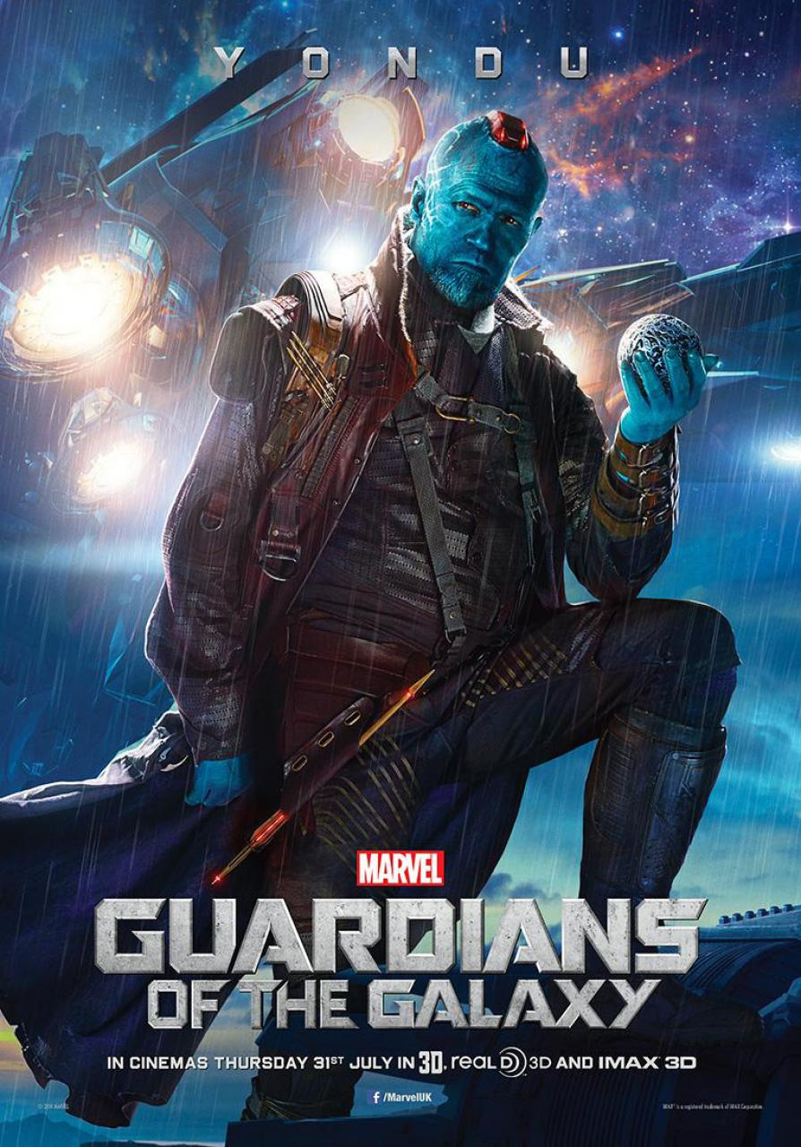 Guardians Of The Galaxy Movie Poster New Character Poster F...
