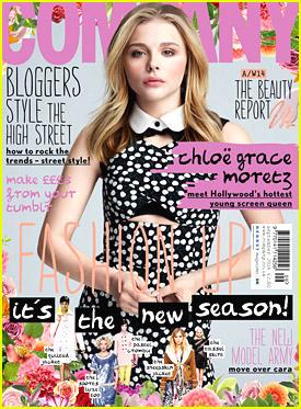 chloe moretz company cover mag