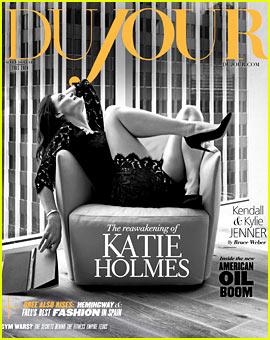 katie-holmes-dujour-magazine