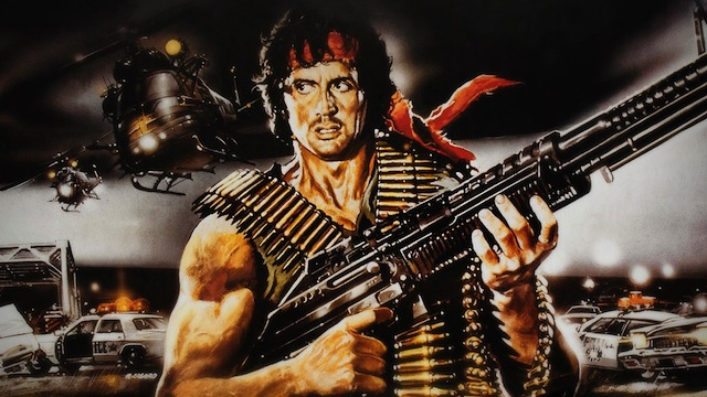 Sylvester Stallone Confirms Plans For u2018RAMBO: LAST BLOOD ...