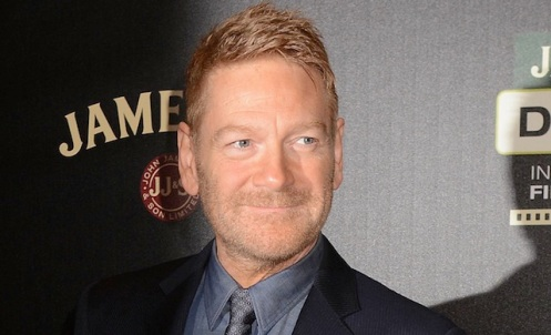 Kenneth Branagh at JDIFF