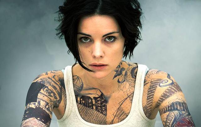 Nbc s blindspot tv pilot review camara oscura for Tv show with tattooed woman