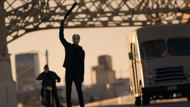 THE PURGE: ANARCHY Movie Review | Camara Oscura