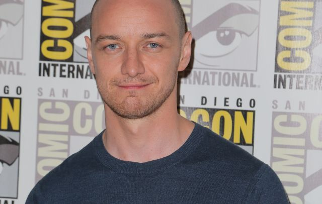 James McAvoy Joins Cha...