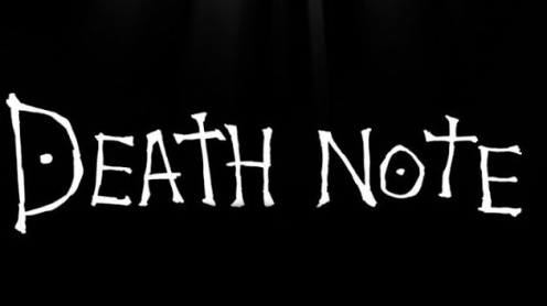 death note header