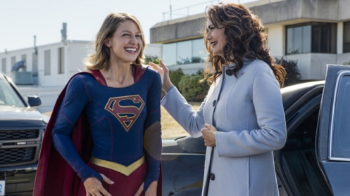 supergirl s2 lynda carter