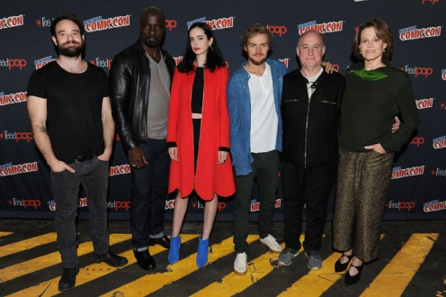 Marvel's The Defenders cast