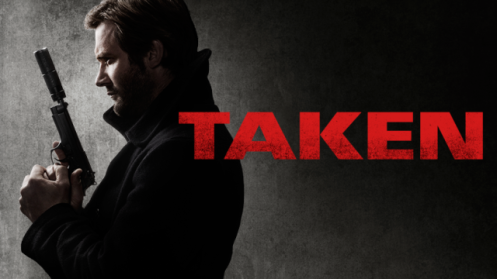 taken tv series header