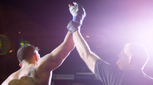 The Cage Fighter documentary