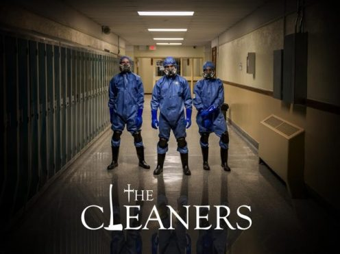 the cleaners series